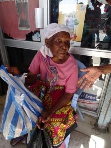 Großmutter Jane