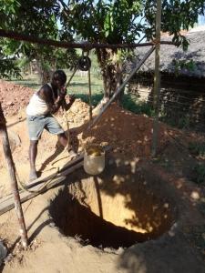 Das Toilettenprojekt für Großmutter Jane