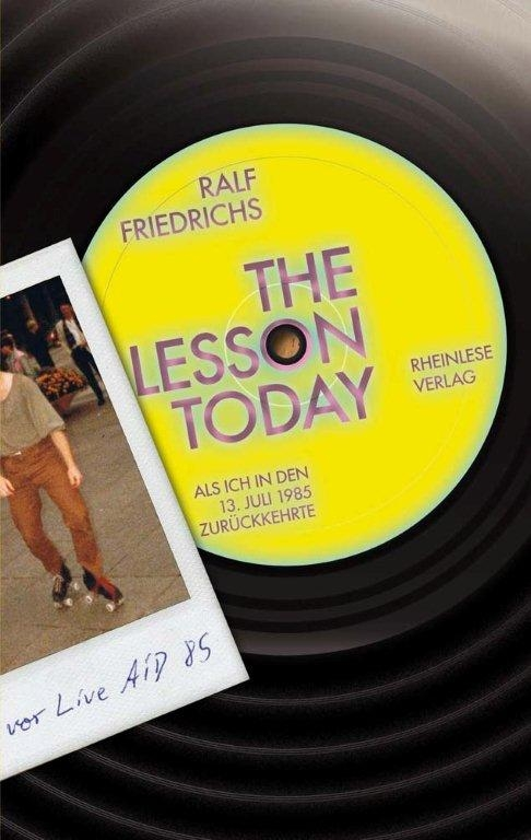 Buchcover The lesson today